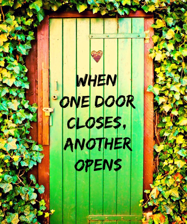 #Bell #quote When one door closes, another opens; but we often look so long and so regretfully upon the closed door that we do not see the one which has opened for us.