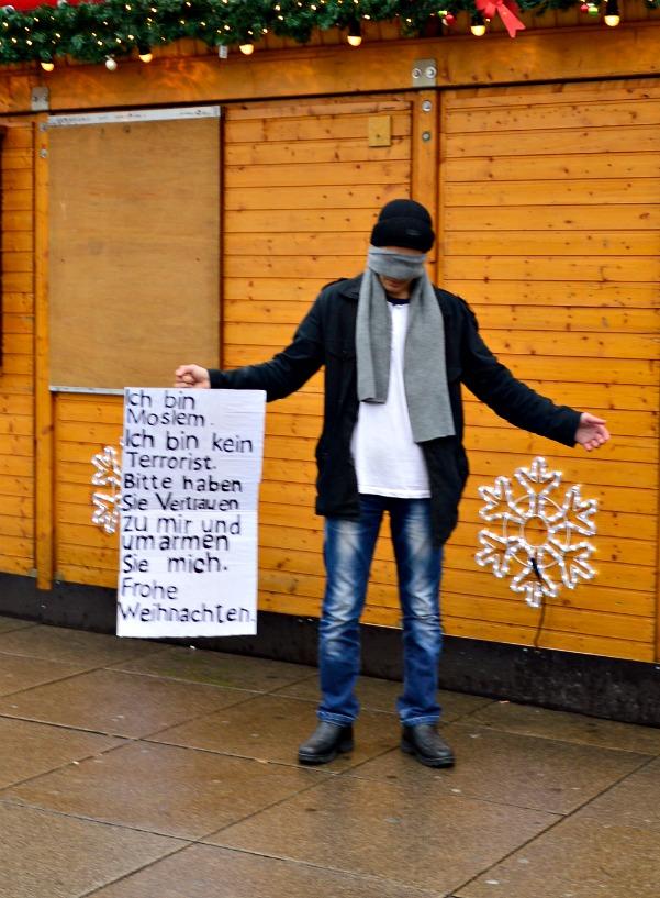 #Moslem #Berlin #Peace