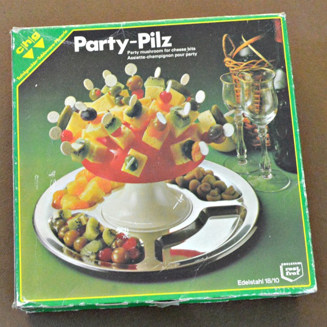 be kitschig Party Pilz