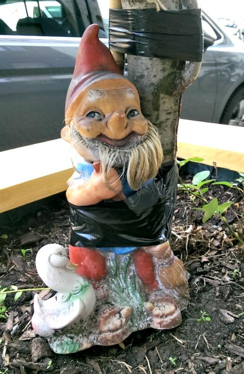 gnomevember be kitschig blog berlin Gartenzwerg Prenzlauer Berg