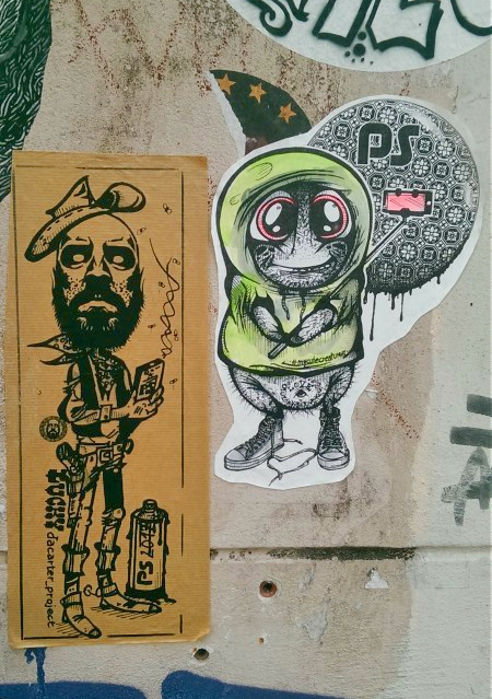 PS street art Berlin be kitschig blog