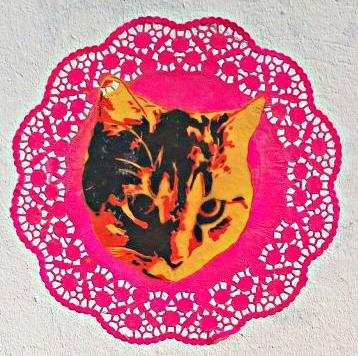 Katzen Kunst in berlin be kitschig blog #kitsch