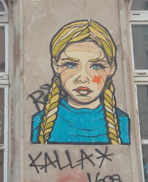 #zopf #streetart #berlin #kunst El Bocho bekitschig.blog