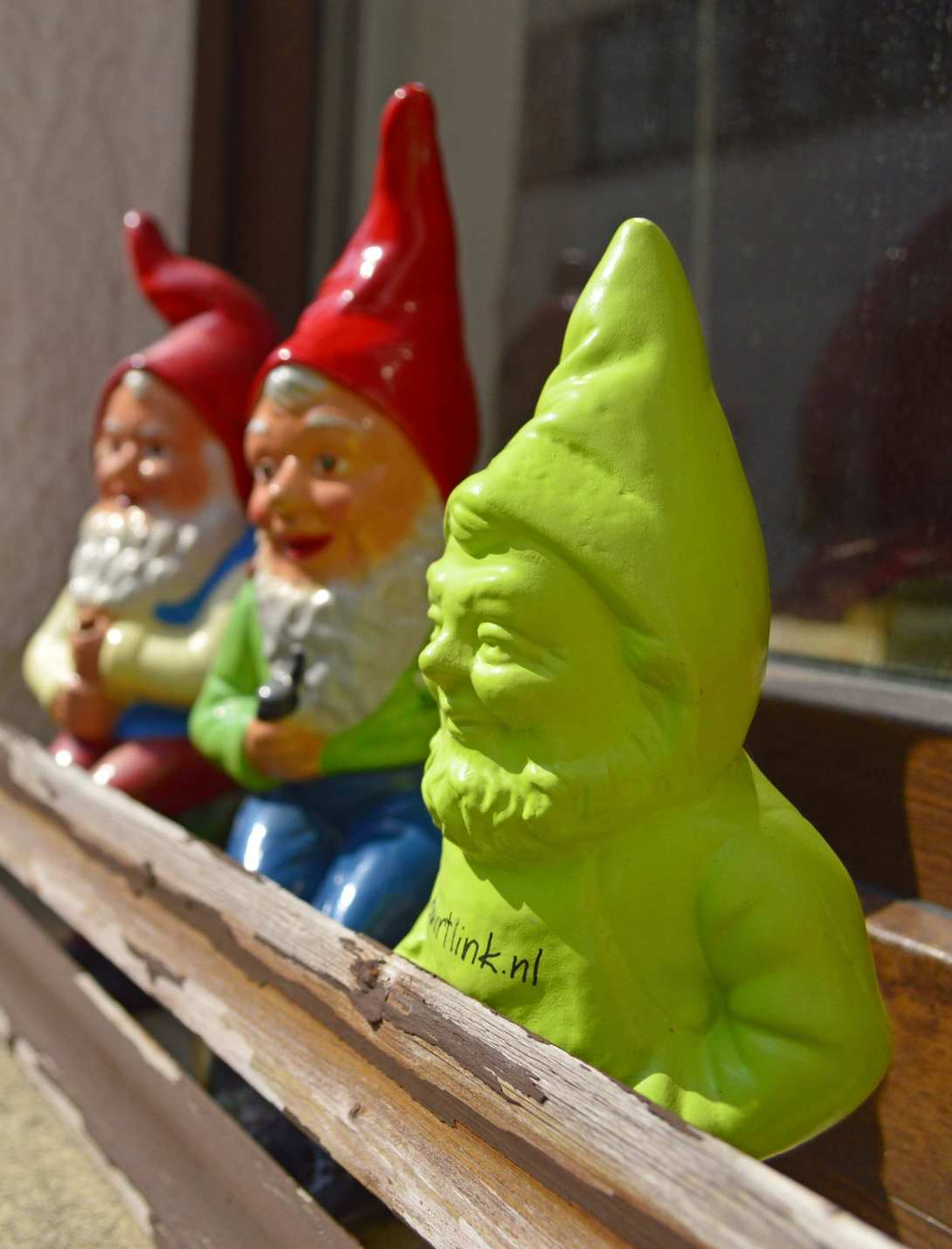 Gartenzwergmanufaktur Philipp Griebel Gräfenroda #gartenzwer #gnome #bekitschig #blog #kitsch #ceramics #keramik #gnomevember