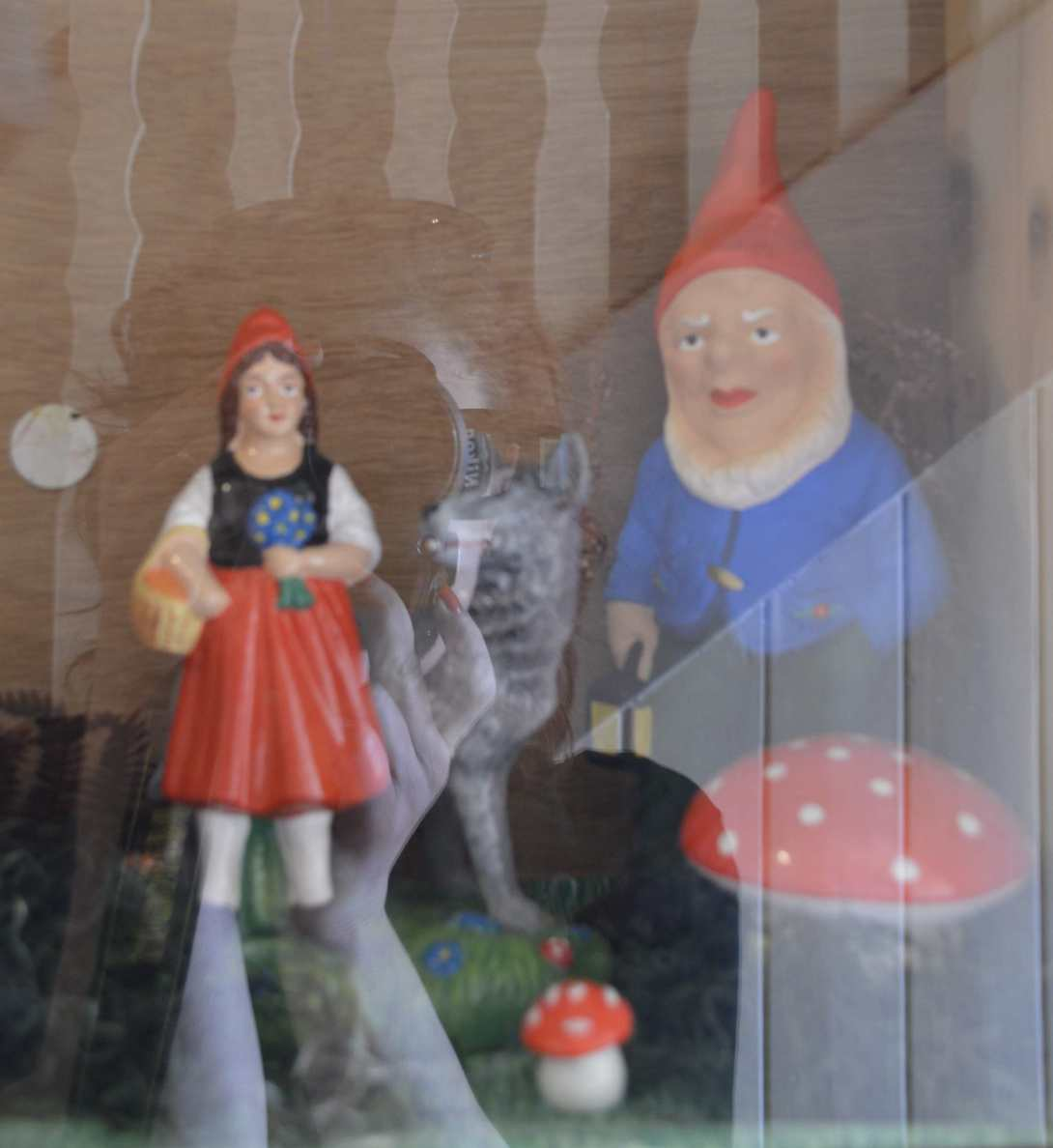 garden gnome museum in thuringia Germany birthplace of the gnome