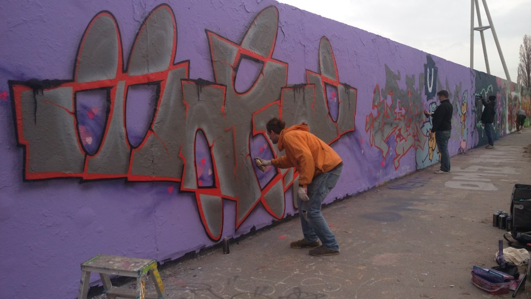 Mauerpark grafiti be kitschig blog