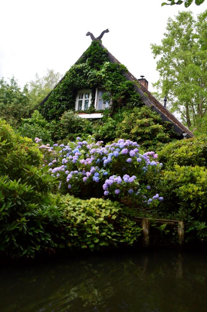 Spreewaldhaus in Lehde near Lübbenau