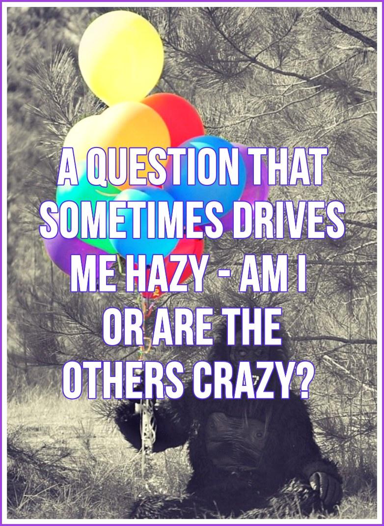 Zitat Quote Einstein be kitschig blog Crazy