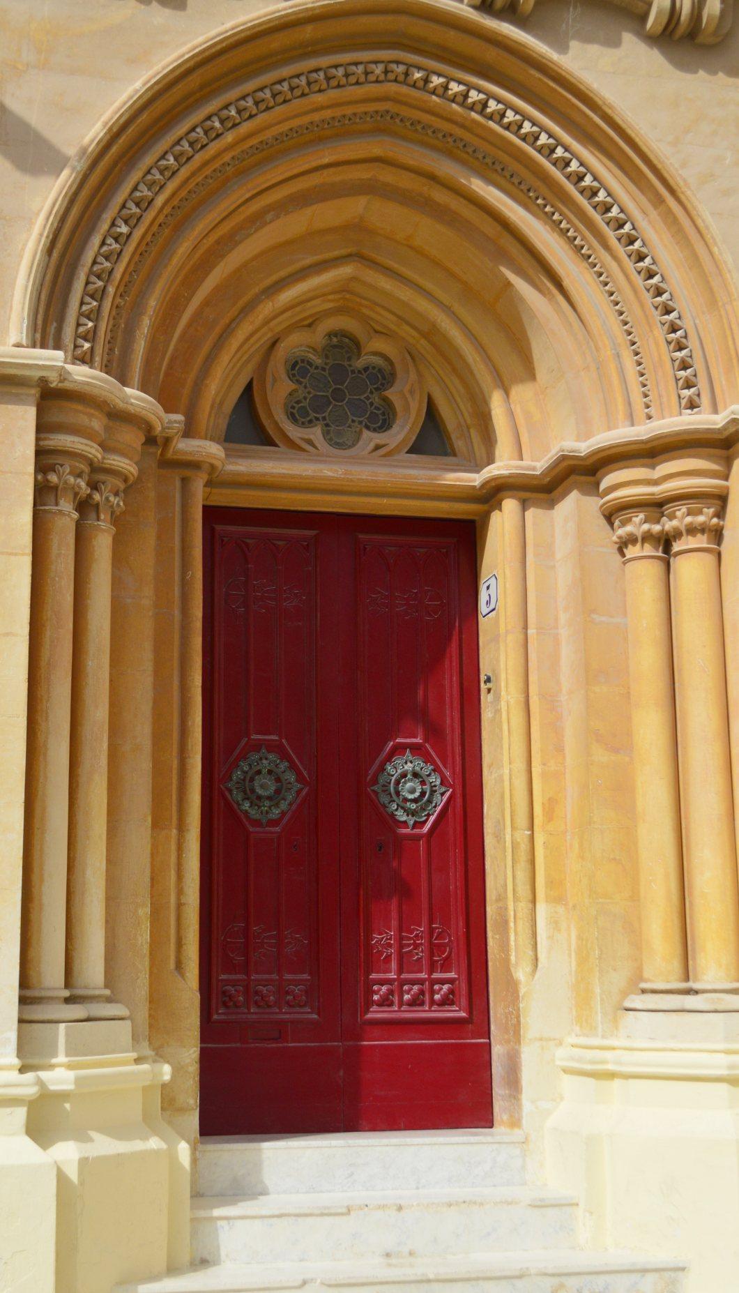 Mdina Doors Malta be kitschig blog Tueren aus Malta