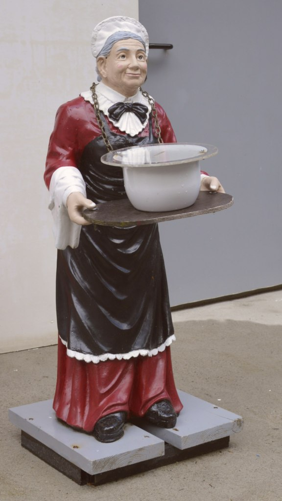 WC Frau Toilette