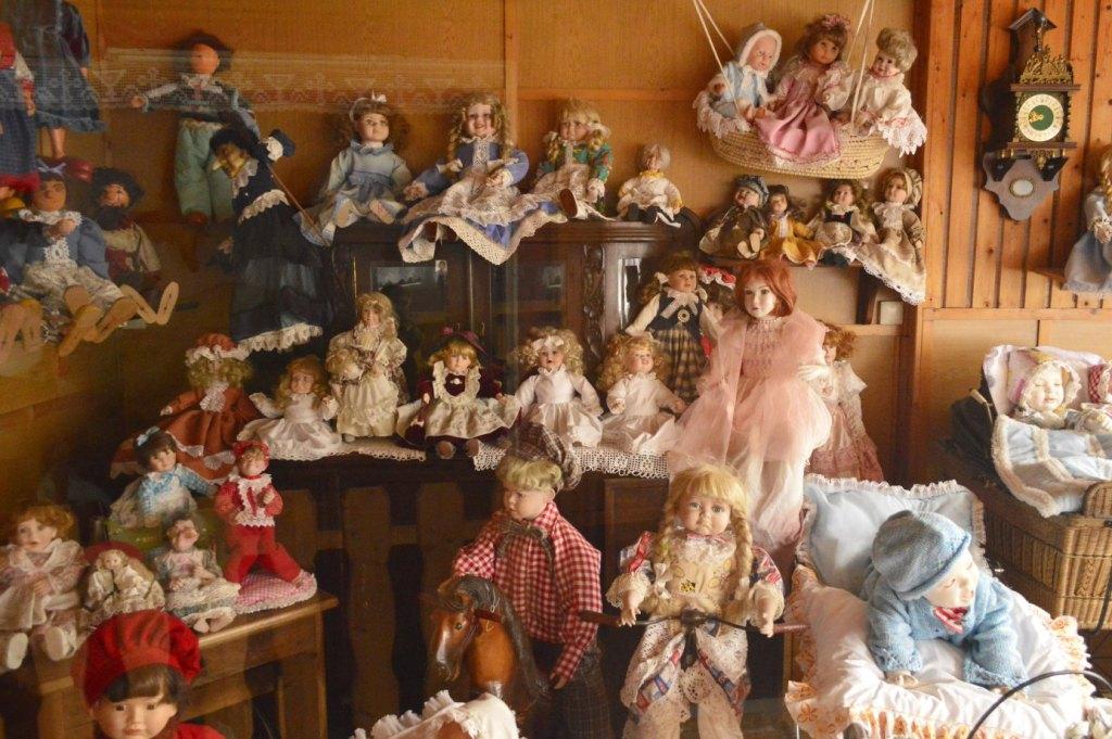 Fairy Tale Forrest Märchenwald Saalburg Dolls Puppen be kitschig blog