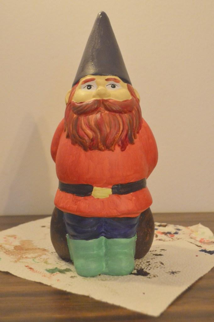 Happy Gnome Year - Neuer Gartenzwerg be kitschig blog berlin