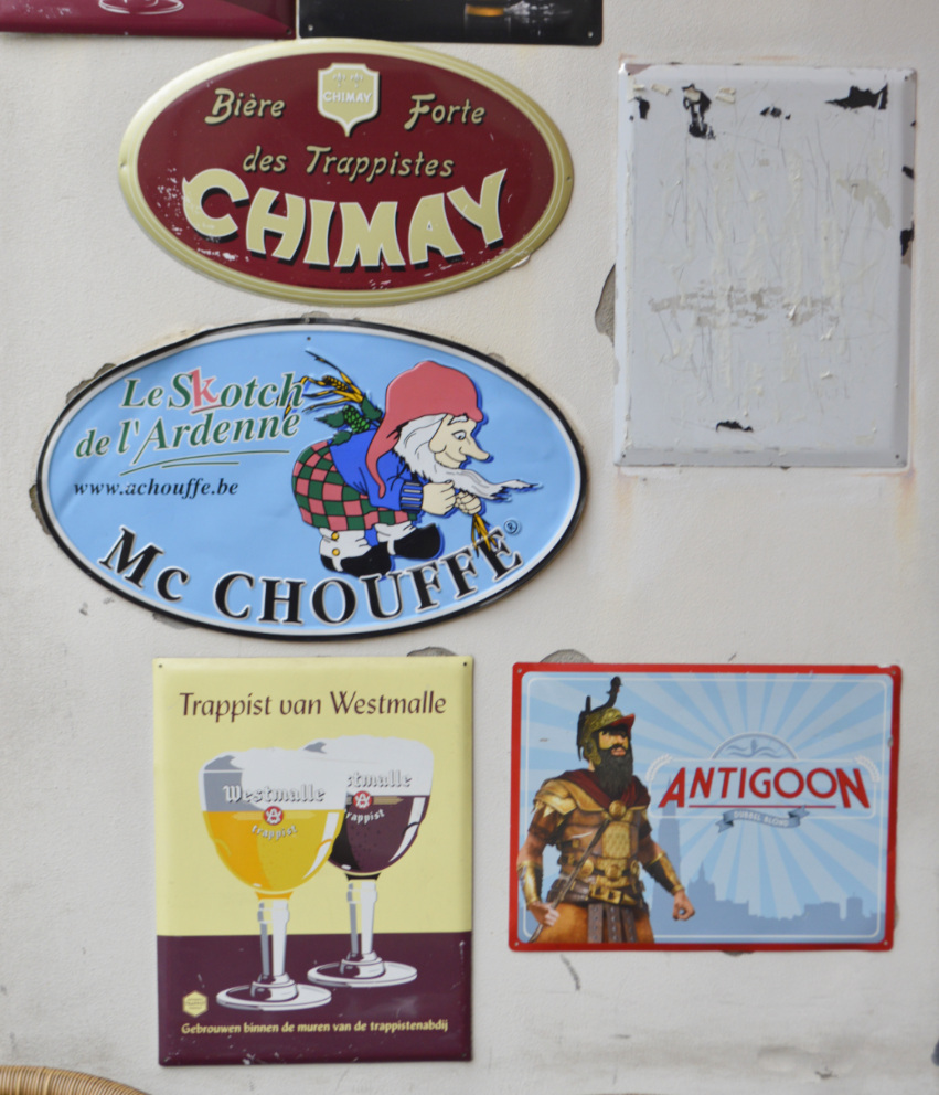 Mc Chouffe Belgian Beer made by garden gnome Marcel be kitschig blog