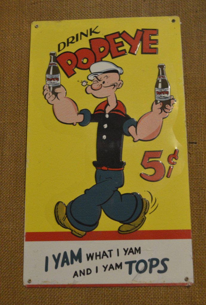 Popeye Village Malta open air museum vintage sign be kitschig blog