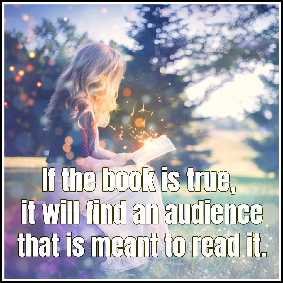 If the book is true, it will find an audience that is meant to read it. Quote Wally Lamb be kitschig blog