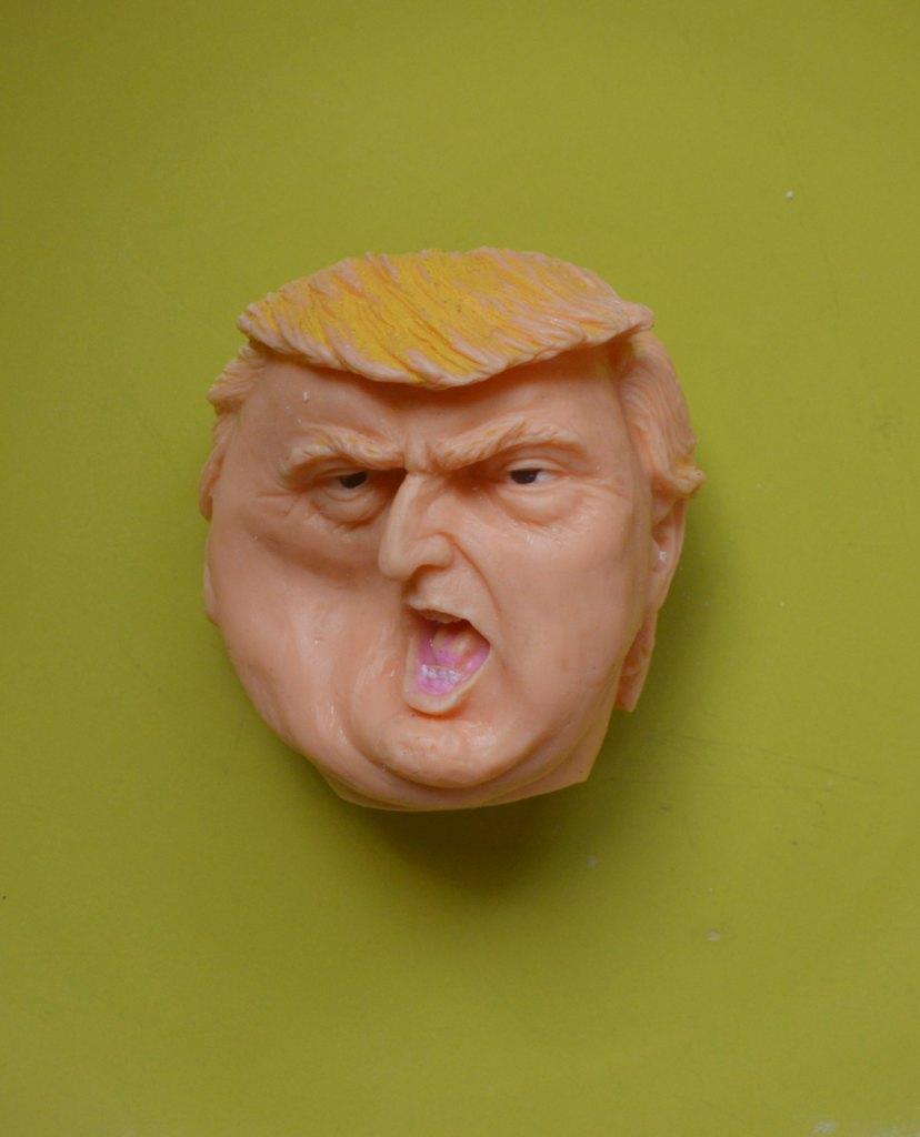 Donald Trump Anti Stress ball be kitschig blog