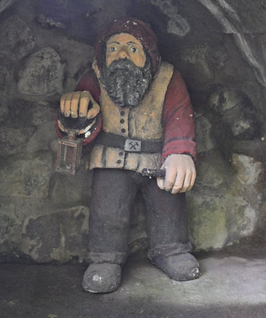 bekitschig.blog travel kitschy Thüringer Zwerg Bergwerk