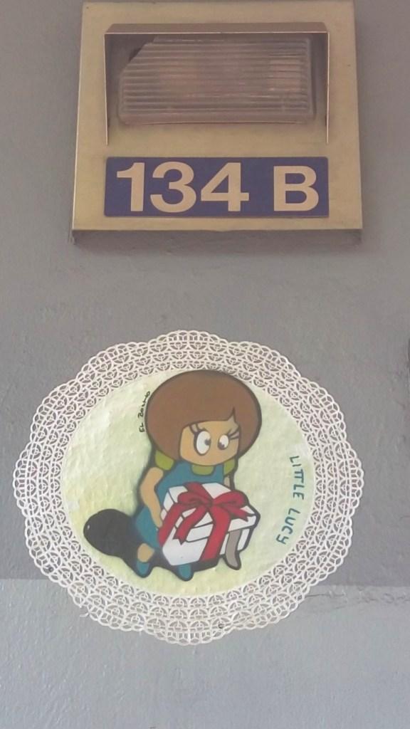 Postcards from Berlin #20 Little Lucy El Bocho bekitschig.blog