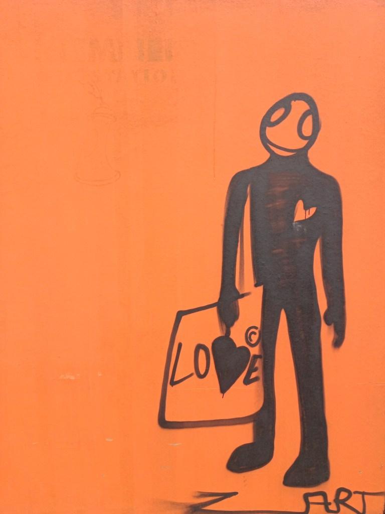Love Graffiti Mauerpark Strassenkunst be kitschig blog