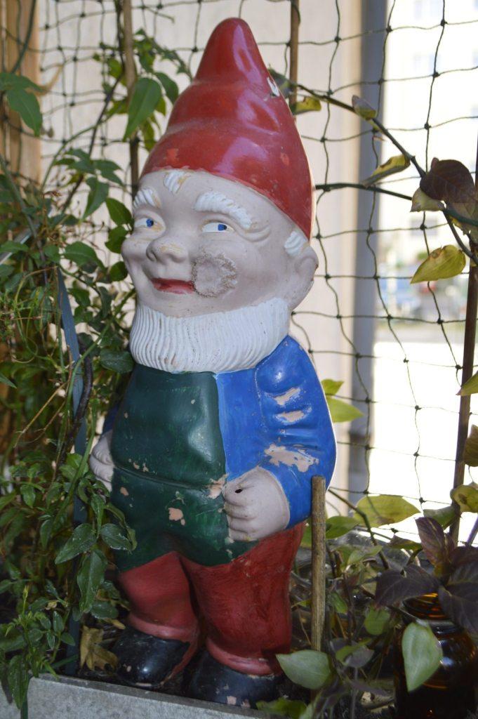 Gartenzwerg aufbrezeln bekitschig blog