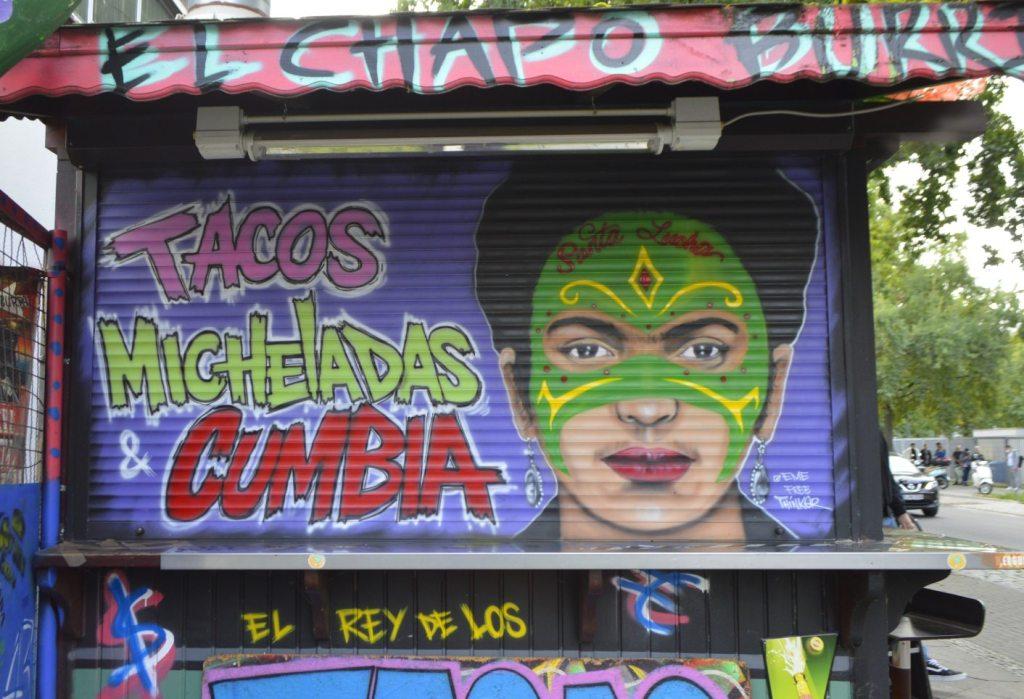 Mexican Food Truck Berlin Treptow - bekitschig.blog - Taco Point Santa Lusha