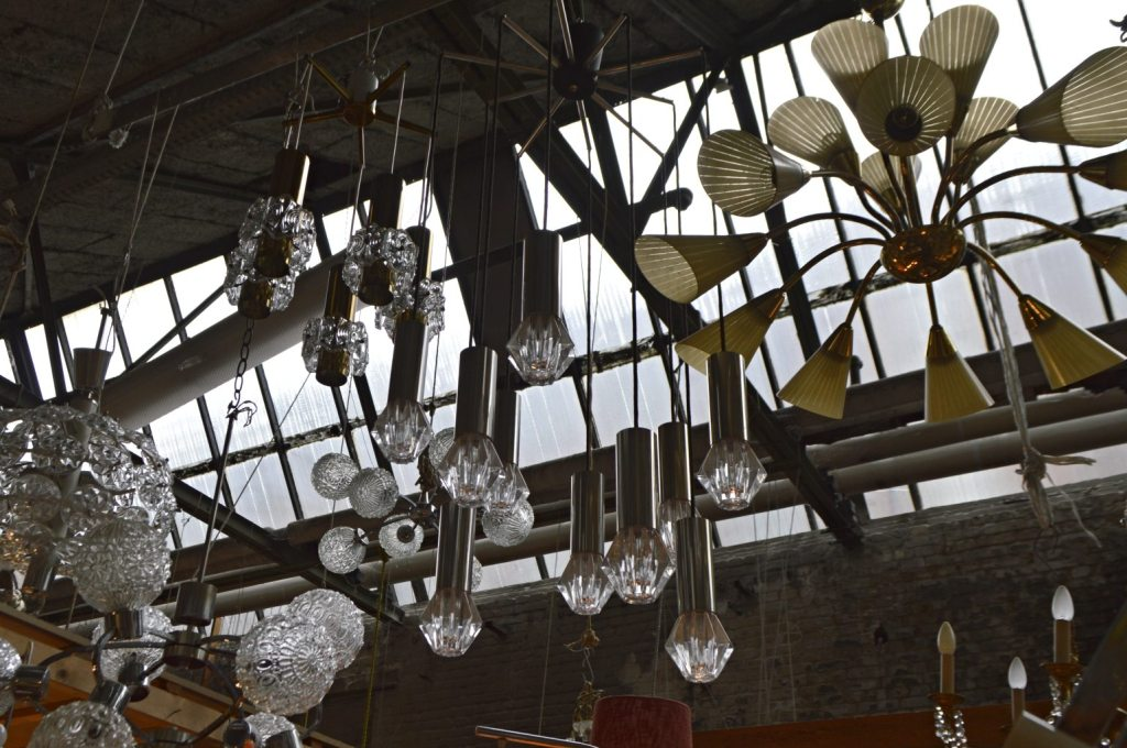 Vintage Lamps - Original Kaiser Lampe