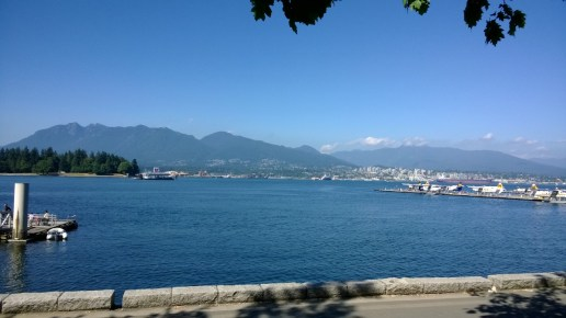 Vancouver's Burrard Inlet