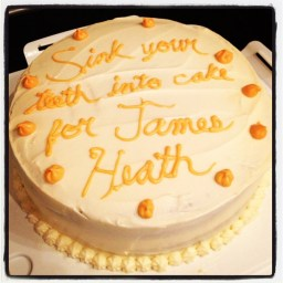 Carrot Cake for James