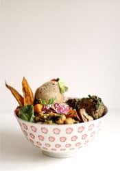 bowl vegetal