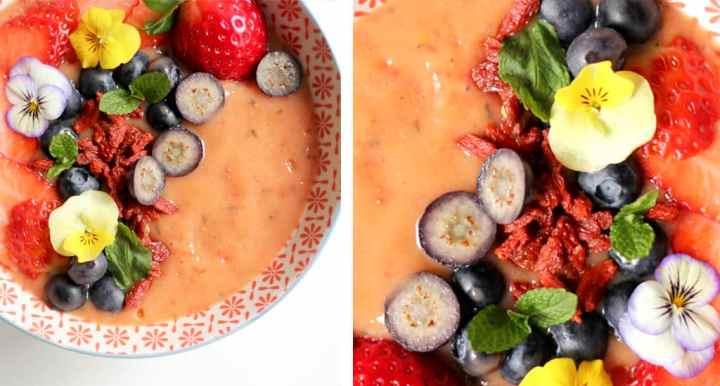 smoothie bowl para cada dia