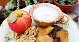 desayuno crudivegano nutritivo