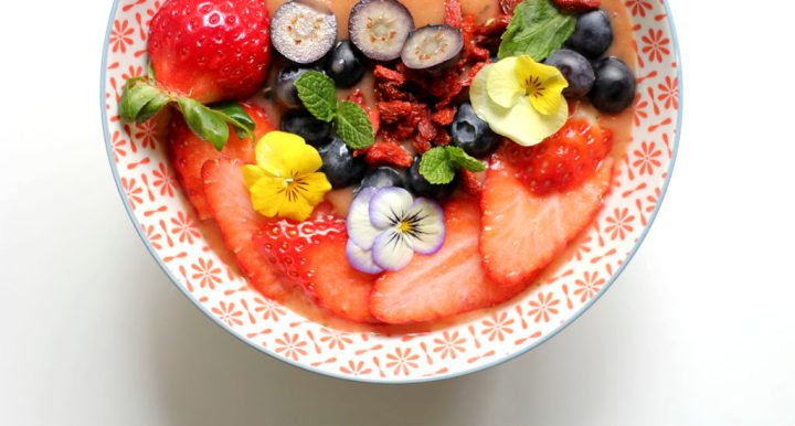 desayunos sanos para desayunar