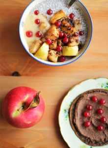 como hacer chia puddin para desayunar