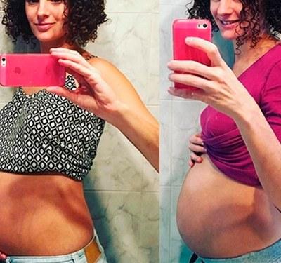 embarazo vegano beku viva