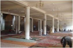 Mosquée Mouadh bin-Djebel vers son achèvement