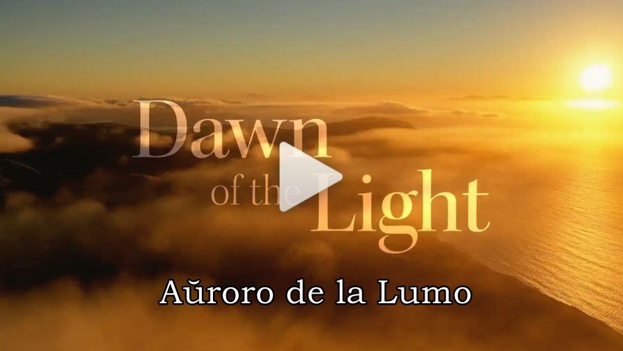 """filmo """"Aŭroro de la Lumo"""""""