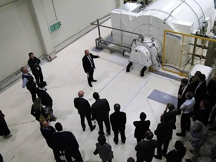 European standardization experts in BELA-Boroa Medium Power Laboratory