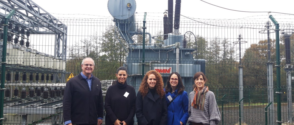 SOSA innovation platform visits BELA-Zamudio
