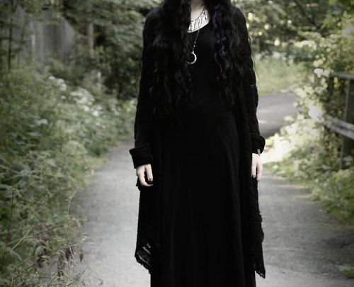 Dark Mori Gothic Witch Wiccan Pinterest: Ancalime Isil 🌙
