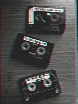 VINTAGE~CASETTS~TAPES~aestheticcs
