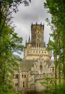 Marienburg Castle, Germany.