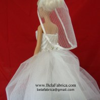 Lazaro LZ3108 Miniature Replica Back View