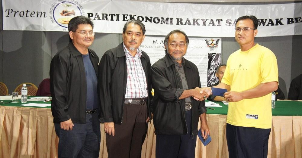 PERSB Umumkan Calon-Calon Untuk Kerusi DUN Sarawak. (2/4)