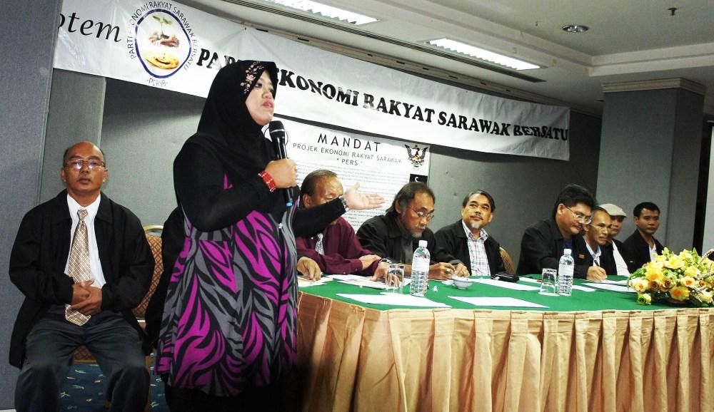 PERSB Umumkan Calon-Calon Untuk Kerusi DUN Sarawak. (1/4)