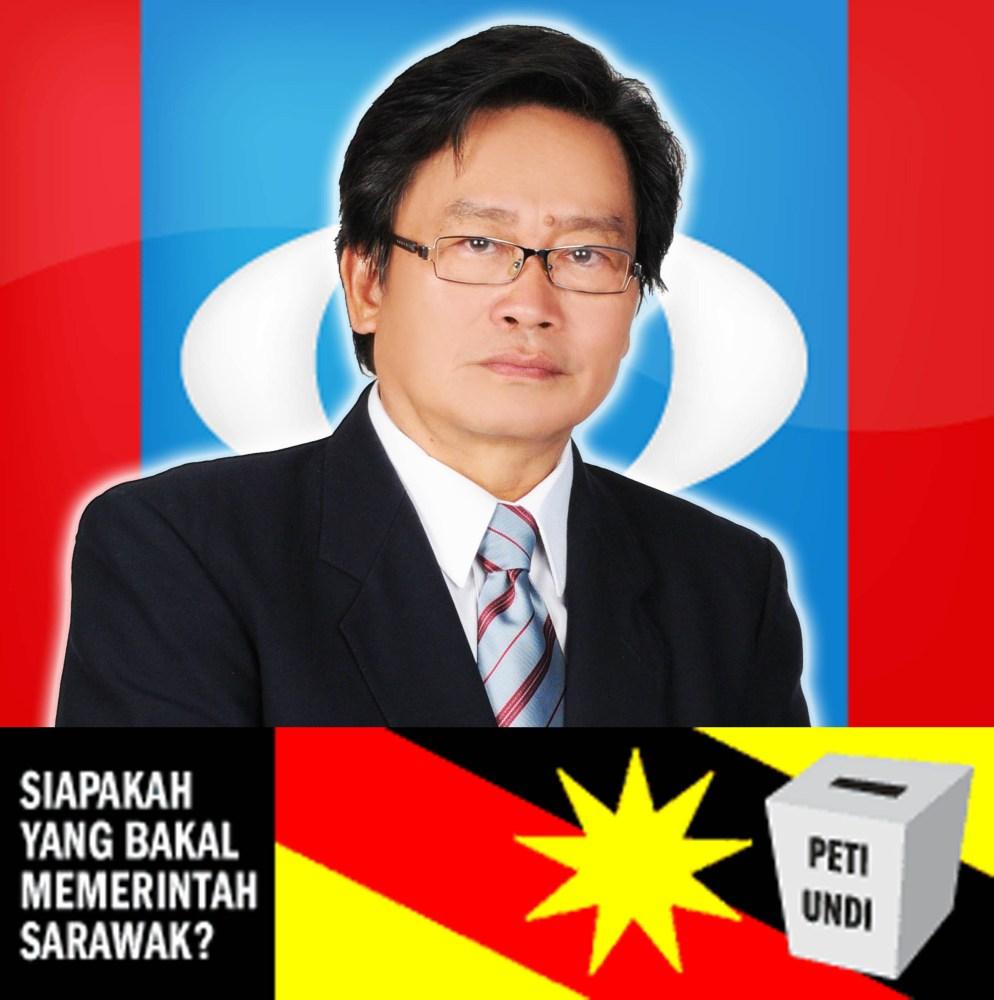 Calon PKR Belaga?