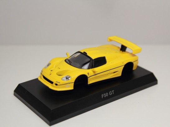 f50gt yellow