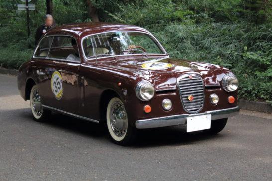 1949FIAT 1100 ABARTH