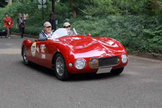 1947FIAT STANGUELLINI 1100 SPORT