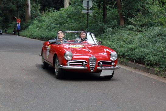 1958 ALFA ROMEO GIULIETTA SPIDER 750