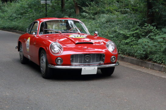 1959 LANCIA FLAMINIA SPORT ZAGATO